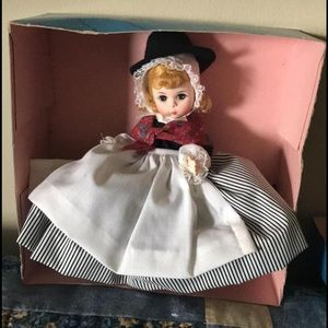 Madame Alexander Great Britain Doll